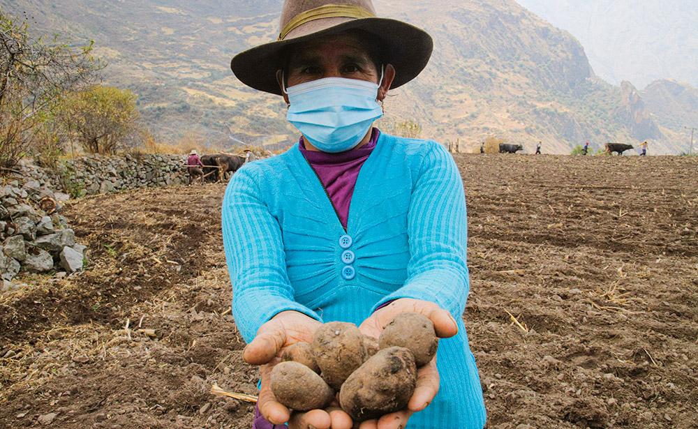 PERÚ, PAÍS DE AGRICULTORES