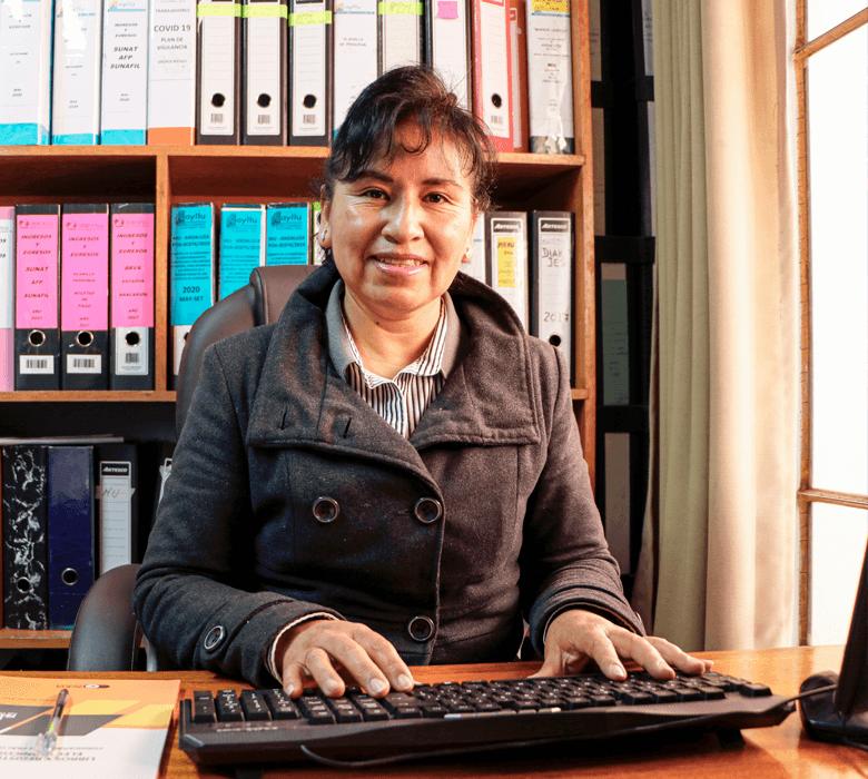 CPC. Sonia Alférez Ubalde